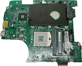 DELL Motherboard PNG